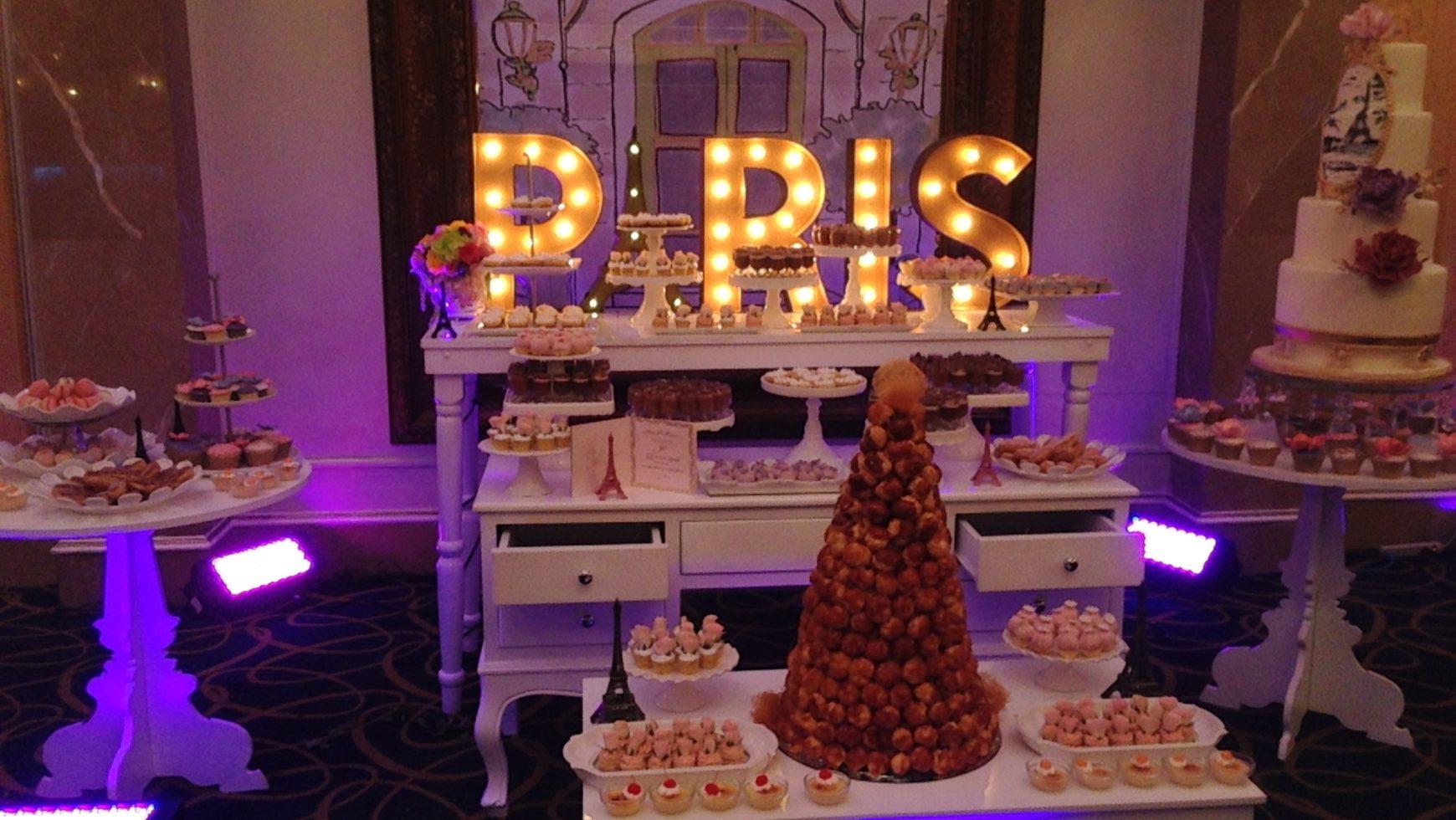 Paris Candy PBar